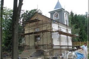 Kaple v Polevsku