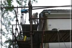 Rekonstrukce Kaple Polevsko